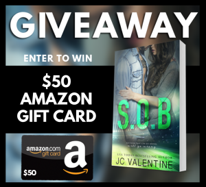 SOB Giveaway Graphic